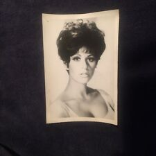 Lainie Kazan Model Actress Original Photograph 2/25/1967 Signed Used In Magazine