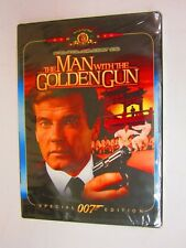 The Man with the Golden Gun (DVD, 2000) BRAND NEW   FACTORY SEALED  FREE SHIPPIN