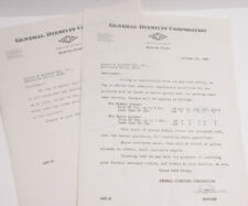1927 Lamson Goodnow General Dyestuff  Boston MA Prices Letter Ephemera L42E