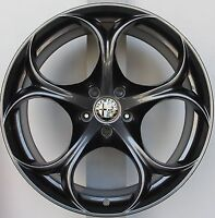 "ALFA ROMEO GIULIA  QV rear ALLOY WHEEL 19"" 1661129580 10J GENUINE"