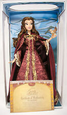 """Disney Store Limited Edition Belle Beuaty and the Beast Winter Doll 17"""" LE 5000"""