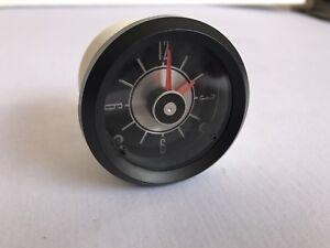 Ford Maverick Gt Grabber Comet Stallion Gauge Clock 12 Hour 2-1/16