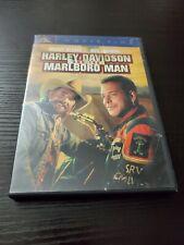 Harley Davidson and the Marlboro Man 1991 (DVD, 2001) Don Johnson Mickey Rourke