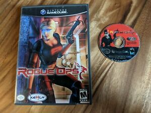 Rogue Ops TESTED (Nintendo GameCube, 2003)