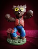 Werewolf Halloween Horror Figurine - Pinheads Collectable Monster