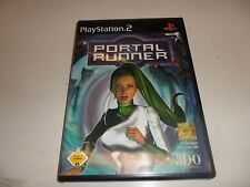 PlayStation 2  PS 2  Portal Runner