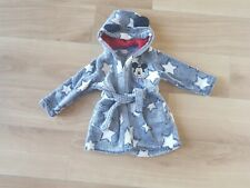 Beautiful Boys DISNEY SHOP MICKEY MOUSE Dressing Gown 18-23 Mths
