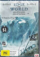 AT THE EDGE OF THE WORLD - SEA SHEPERDS ANTI WHALING - R4 NEWDVD FREE LOCAL POST