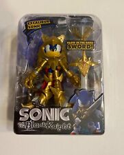 Sonic The Hedgehog Sonic and the Black Knight Sonic Action Figure [Excalibur]