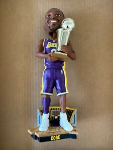 Los Angeles Lakers 2002 Kobe Bryant Champion Trophy Bobble Head #7 of 3000