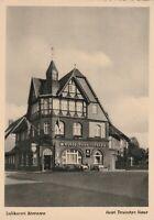 Historische Ansichtskarte Luftkurort Bevensen Hotel Deutsches Haus