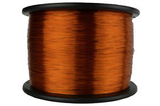TEMCo Magnet Wire 25 AWG Gauge Enameled Copper 10lb 9950ft 200C Coil Winding