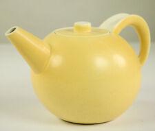 Teekanne Ludwig König Karlsruher Majolika 3520 Keramik Design Service 30er Jahre