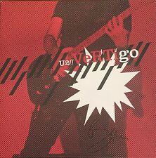 Bono U2 Signed Autograhed Vertigo Limited Edition Single on Vinyl / Album