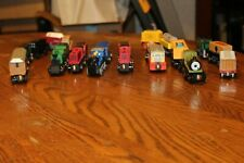 Thomas the Tank Engine Trains and Cars with their magnetic accessories, Used