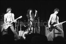 The Ramones in Toronto Canada 1976 7x5 Inch Photograph - Reprint