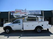 2012 Dodge Ram 5500 4X4 42' Reach Bucket Truck