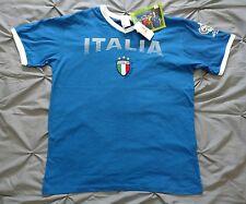 Men's Italia Italy 2006 FIFA World Cup Shirt NWT! XL Champions