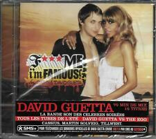 CD 16T DAVID GUETTA F*** ME I'M FAMOUS IBIZA MIX 06 NEUF SCELLE FRENCH STICKER