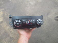 06 07 08 09 10 2006-2010 Chevrolet Impala Climate AC Heater Control OEM USED V6
