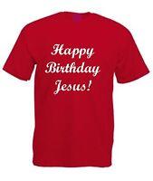 Mens Ladies & Kids All Sizes Funny Christmas T-Shirt Great Gift Secret Santa