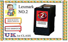 REMANUFACTURED lexmark No2 color ink cartridge for LEXMARK PRINTER
