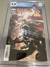 Thor #3 Graded 9.8 By CGC