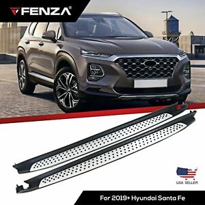 Running boards side step fit 2019-2021 Hyundai santa fe