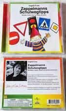 Zappelmanns Schulwegtipps - Lieder zur Schule .. CD TOP