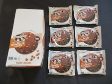 (16) Count Lot Lenny & Larry's The Complete Cookie Salted Caramel 4 Oz Each @5
