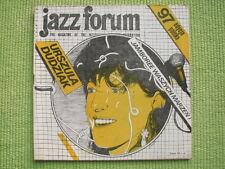 JAZZ FORUM polish 97 URSZULA DUDZIAK jazz jamboree 1985 TOMASZ STANKO