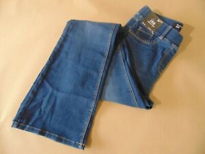 Simply Be Erin Mid Blue Bootcut Jeggings UK 10 Long New with Tags Jeans