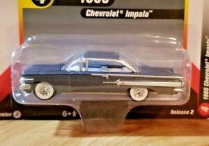 Racing Champions Mint 1960 Chevy Impala 1:64 Diecast Car VerA Re2 #4