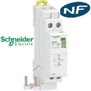 Contacteur chauffe-eau  - 20A  - 2no  - resi9 XP -R9PCTH20  Schneider