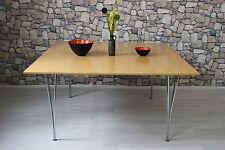 60er Fritz Hansen Piet Hein Bruno Mathsson SUPER ellisse tavolo da pranzo Danish