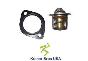 New Kubota D722 Thermostat & Gasket 180°F