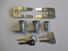 FORD 64 - 66 IGNITION AND DOOR LOCKS NEW XK XL XM XP 65 MUSTANG