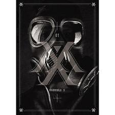 K-pop MONSTA X - TRESPASS (1st Mini Album) (MONX01MN)