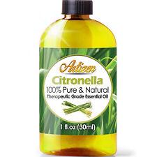 Artizen Citronella Essential Oil (100% PURE & NATURAL - UNDILUTED) - 1oz