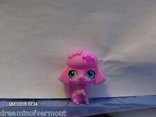 Littlest Pet Shop -Pink Poodle ~ Candy Swirl Blind Bag Set #3326