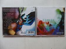 CD Album ALANIS MORISSETTE Jagged little pill 9362-45901-2