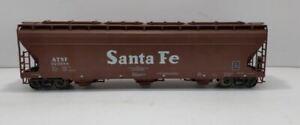 Weaver 313988 O Scale Santa Fe 4 Bay Centerflow Hopper Car [2Rail] EX