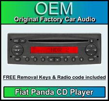 Autorradios para Fiat Panda