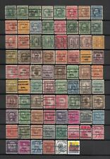 USA Precancels - OH Ohio Cleveland - 78 different stamps