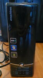 eMachines EL1352G-41W,  Desktop PC AMD ATHLON II 170u Processor, 3GB