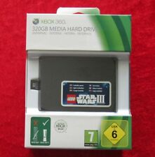 Original Xbox 360 S - 320gb media Hard Drive, disco duro interno, nuevo embalaje original