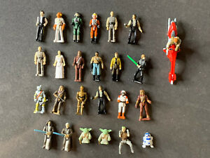 Star Wars Micro Machines Action Fleet Rebels, Pilots, C3PO, R2D2 +, #14A