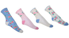 Floral Cotton Blend Socks & Tights (2-16 Years) for Girls