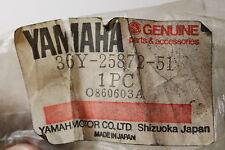 1984-1986 FJ1100 FJ1200 YAMAHA (YB16) NOS OEM 36Y-25872-51-00 HOSE BRAKE