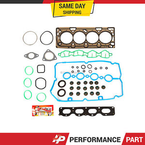 Head Gasket Set for 09-11 Pontiac G3 Chevrolet Aveo Cruze Sonic 1.6 1.8 LXV LUW